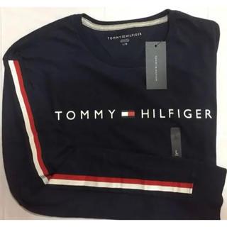 TOMMY HILFIGER - 新品 新作 トミーヒルフィガー 長袖TシャツL
