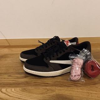 NIKE - NIKE AIR JORDAN1 LOW TRAVIS SCOTT