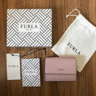 Furla - 新品!フルラ 三つ折り財布 カメリア