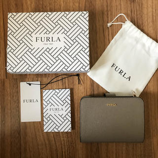 Furla - 新品!フルラ 二つ折り財布 サッビア