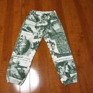 Supreme - 17 aw Michelangelo pants