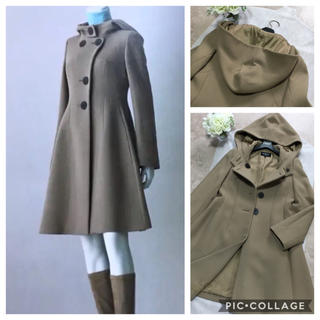 FOXEY - 【美品】FOXEY フォクシー 掲載 カシミヤ ウール コート 40