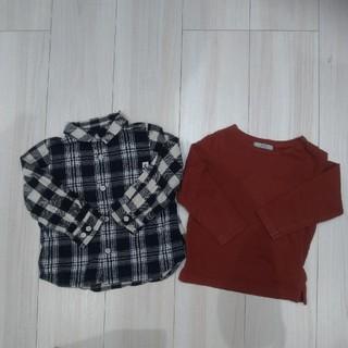 フィス(FITH)の90cm セット(Tシャツ/カットソー)