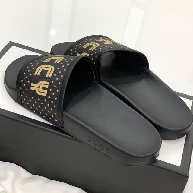Gucci(グッチ)の1011 新品未使用 GUCCI サンダル レディースの靴/シューズ(サンダル)の商品写真