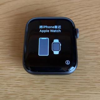 アップルウォッチ(Apple Watch)のApple Watch Series4 GPS 44mm(腕時計(デジタル))
