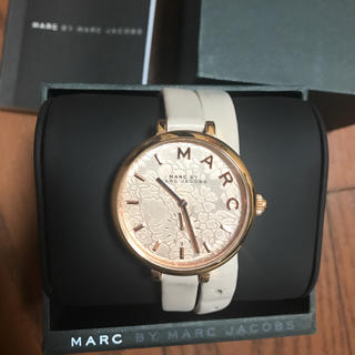 マークバイマークジェイコブス(MARC BY MARC JACOBS)のマークバイマークジェイコブス 時計(腕時計)