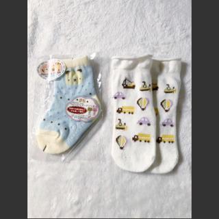 ampersand - アンパサンド アナノカフェ 靴下 9〜11cm