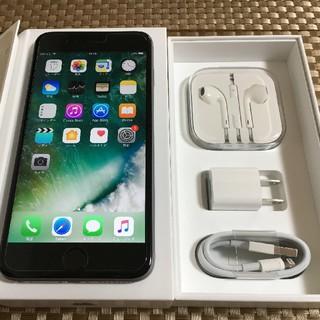 iPhone - iPhone6splus  spacegray 16G SIMフリー