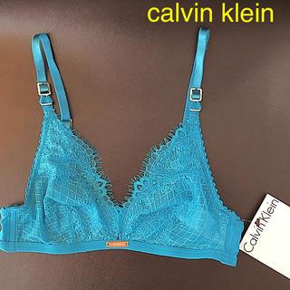 Calvin Klein - calvin klein  ブラ triangle