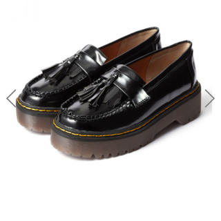 グレイル(GRL)の厚底タッセルローファー(ローファー/革靴)