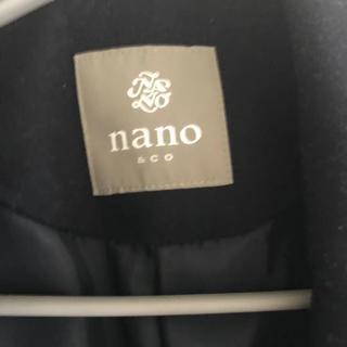 ナノユニバース(nano・universe)のチェスターコート ナノユニバース(チェスターコート)