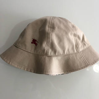 BURBERRY - Burberry バーバリー キッズ 帽子