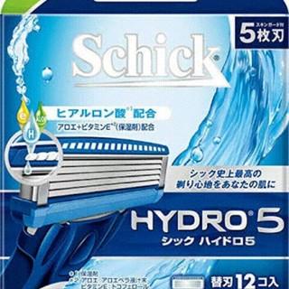 シックハイドロ5替刃24個セット