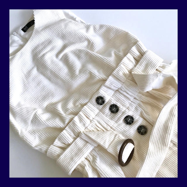 ZARA(ザラ)のセール❣️  ザラ  ●コーデュロイジャンパースカート/ワンピース【美品】 レディースのワンピース(ロングワンピース/マキシワンピース)の商品写真