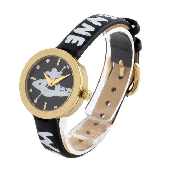 Vivienne Westwood(ヴィヴィアンウエストウッド)のヴィヴィアンウエストウッド VV221GDBK レディース 腕時計 レディースのファッション小物(腕時計)の商品写真