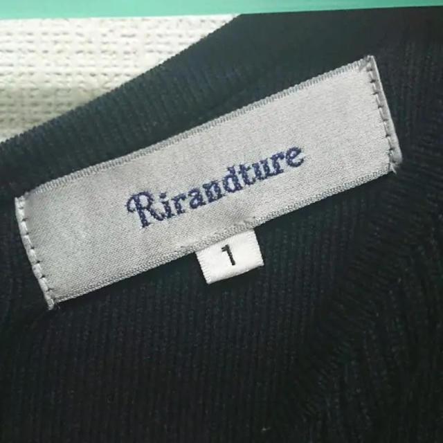 Rirandture(リランドチュール)のリランドチュール♡花柄ワンピース レディースのワンピース(ひざ丈ワンピース)の商品写真
