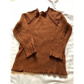 こども ビームス - Bien a bien ビエナビエン S リブトップス 韓国子供服