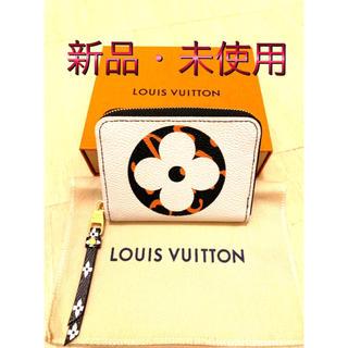 LOUIS VUITTON - 【新品・未使用】ルイヴィトンモノグラムジャングル ジャイアントロゴ コインケース