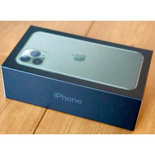 Apple - iPhone 11 Pro 香港版 デュアルSIM 256GB グリーン