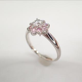 ピンクダイヤモンド 確認用(リング(指輪))