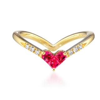 スタージュエリー(STAR JEWELRY)のSTAR jewelry mysterious Heart  リング(リング(指輪))