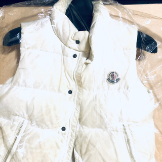MONCLER - 【MONCLER】♡モンクレール ダウンベスト キッズ100㎝〜130㎝
