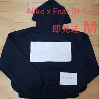 FEAR OF GOD - Nike x Fear Of God Hooded Bomber Jacket
