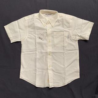 ミキハウス(mikihouse)のMIKIHOUSE 半袖シャツ 120センチ(ブラウス)