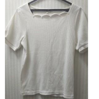 アースミュージックアンドエコロジー(earth music & ecology)のアース&ミュージックエコロジー 半袖Tシャツ(Tシャツ(半袖/袖なし))