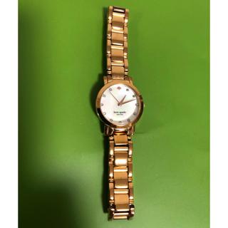 kate spade new york - ケイトスペード 時計 ピンクゴールド