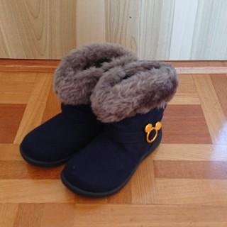 ムーンスター(MOONSTAR )のムーンスター ブーツ     17.0センチ(ブーツ)