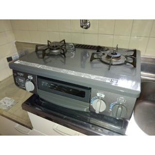 リンナイ(Rinnai)のガスコンロ 都市ガスRinnai (調理機器)