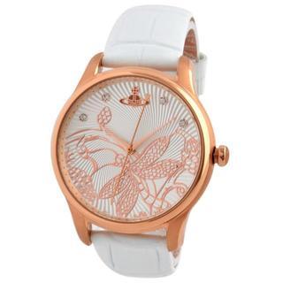 Vivienne Westwood - ヴィヴィアンウエストウッド VV197RSWH レディース 腕時計