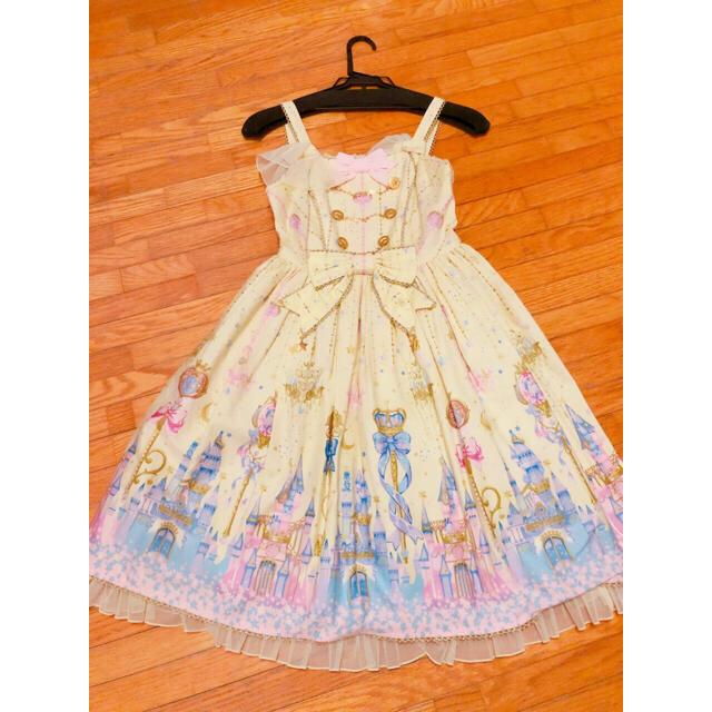 Angelic Pretty(アンジェリックプリティー)のMagic Princess Angelic Pretty Dream レディースのワンピース(ひざ丈ワンピース)の商品写真