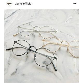 Plage - ブラン メガネ BLANC BM007