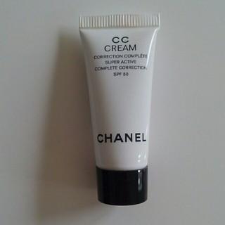 シャネル(CHANEL)のCHANEL CCクリーム(化粧下地)