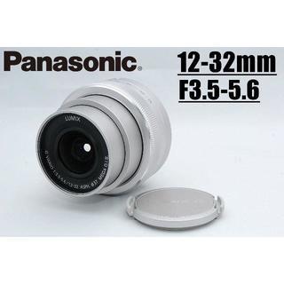 Panasonic - panasonic LUMIX 12-32mm パンケーキズームレンズ