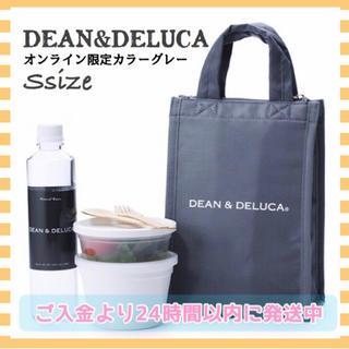 DEAN & DELUCA - グレーS DEAN&DELUCA 保冷バッグエコバッグランチバッグトートバッグ