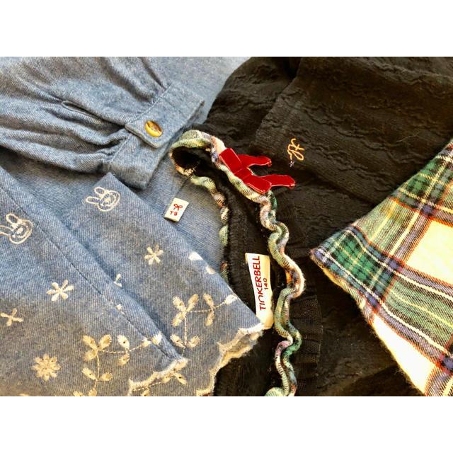 TINKERBELL(ティンカーベル)の140  キッズ/ベビー/マタニティのキッズ服 女の子用(90cm~)(ワンピース)の商品写真
