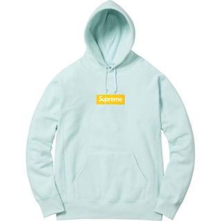 Supreme -  Supreme Box Logo Hooded Sweatshirt 2017