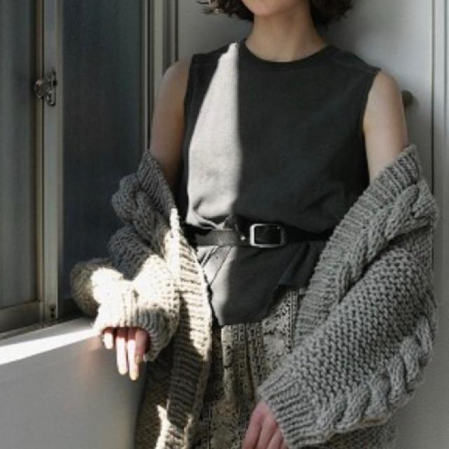 TODAYFUL(トゥデイフル)のTODAYFUL ケーブルニット カーディガン レディースのジャケット/アウター(ニットコート)の商品写真
