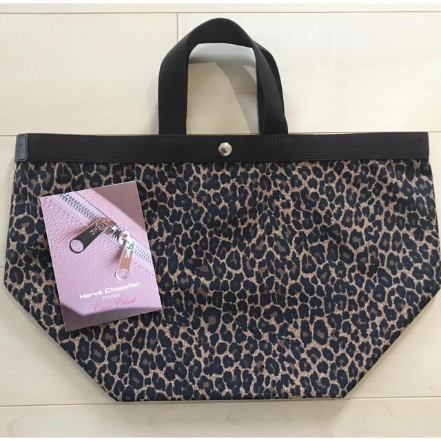 Herve Chapelier(エルベシャプリエ)のエルベシャプリエ   レディースのバッグ(トートバッグ)の商品写真