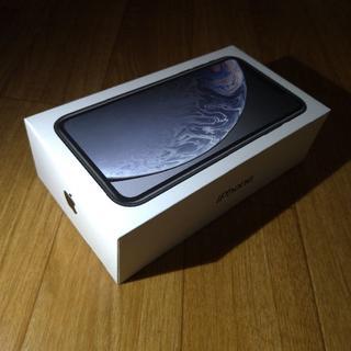 Apple - SIMフリーiPhoneXR 64GB 新品交換品 A465-471