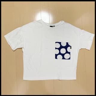 marimekko - UNIQLO×マリメッコ コラボTシャツ 水玉