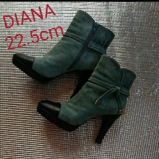 ダイアナ(DIANA)のDIANAショートブーツ(ブーツ)