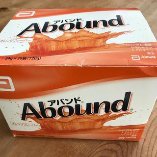 アボットジャパン アバンド(abound) 24g×6袋