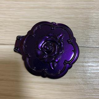 ANNA SUI - 【限定】アナスイ コンパクトミラー 限定色 パープル