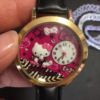 サンリオ(サンリオ)のハローキティ 腕時計(腕時計)