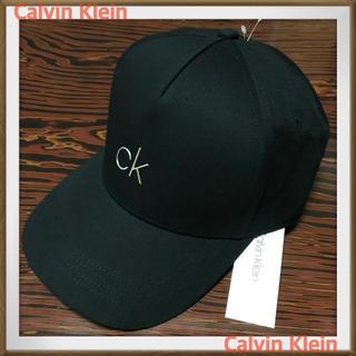 Calvin Klein - 【ラスト1点】カルバンクライン キャップ 帽子
