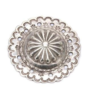 goro's - ゴローズ フラワーコンチョ トップ シルバー 925 silver goro's